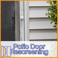 patio rescreening